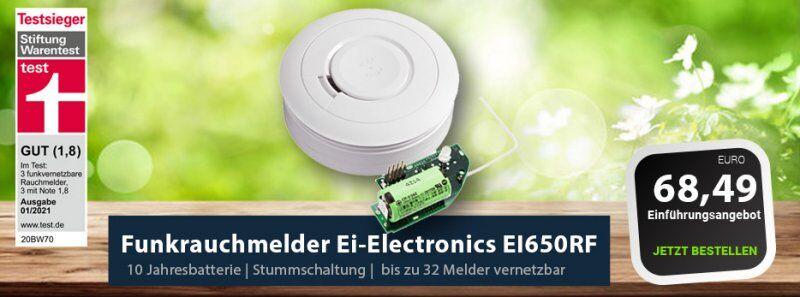 Funkrauchmelder Ei650 RF günstig kaufen