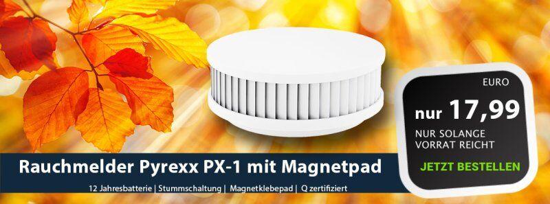 Rauchmelder Pyrexx PX-1 günstig kaufen