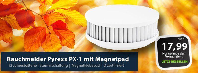 Pyrexx PX-1 günstig kaufen