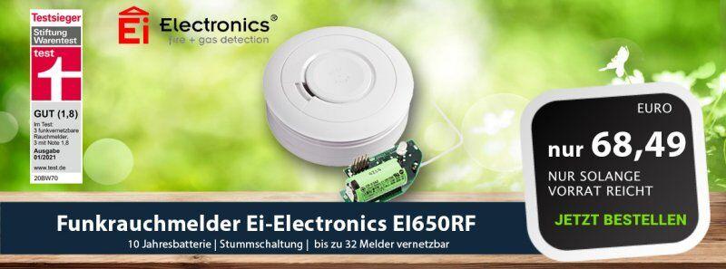 Funkrauchmelder EI650RF günstig kaufen